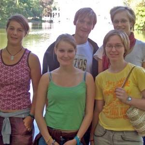 Wolontariusze zagraniczni 2005/06
