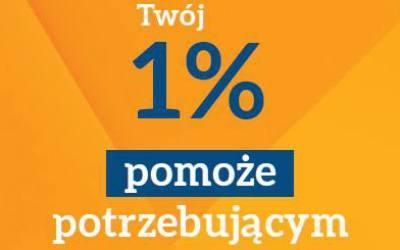 Przekaż Diakonii 1% podatku