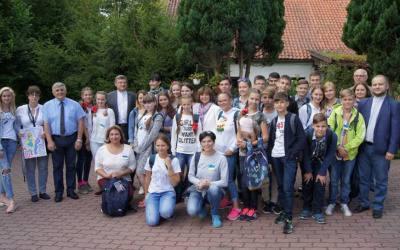 Pomoc dzieciom z Ukrainy