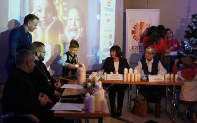 Ruszyło Wigilijne Dzieło Pomocy Dzieciom 2017