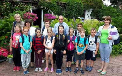 Wsparcie dla dzieci z Obwodu kaliningradzkiego