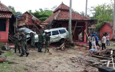 Pomóżmy poszkodowanym przez tsunami
