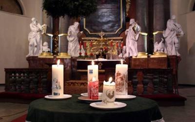Wigilijne Dzieło Pomocy Dzieciom w diecezji cieszyńskiej