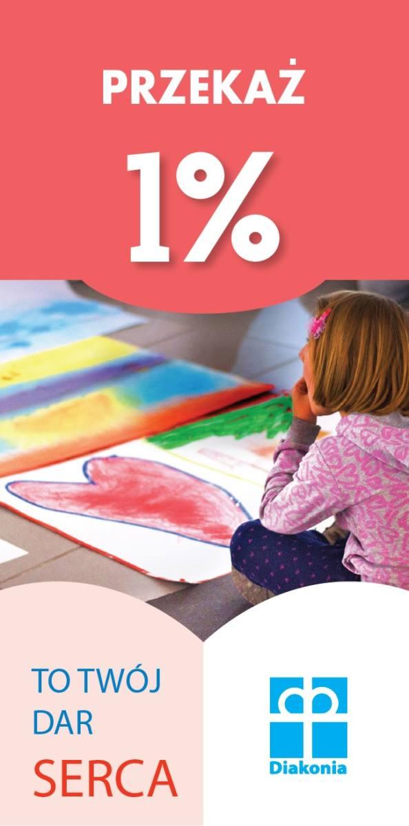 1 procent – to Twój dar serca