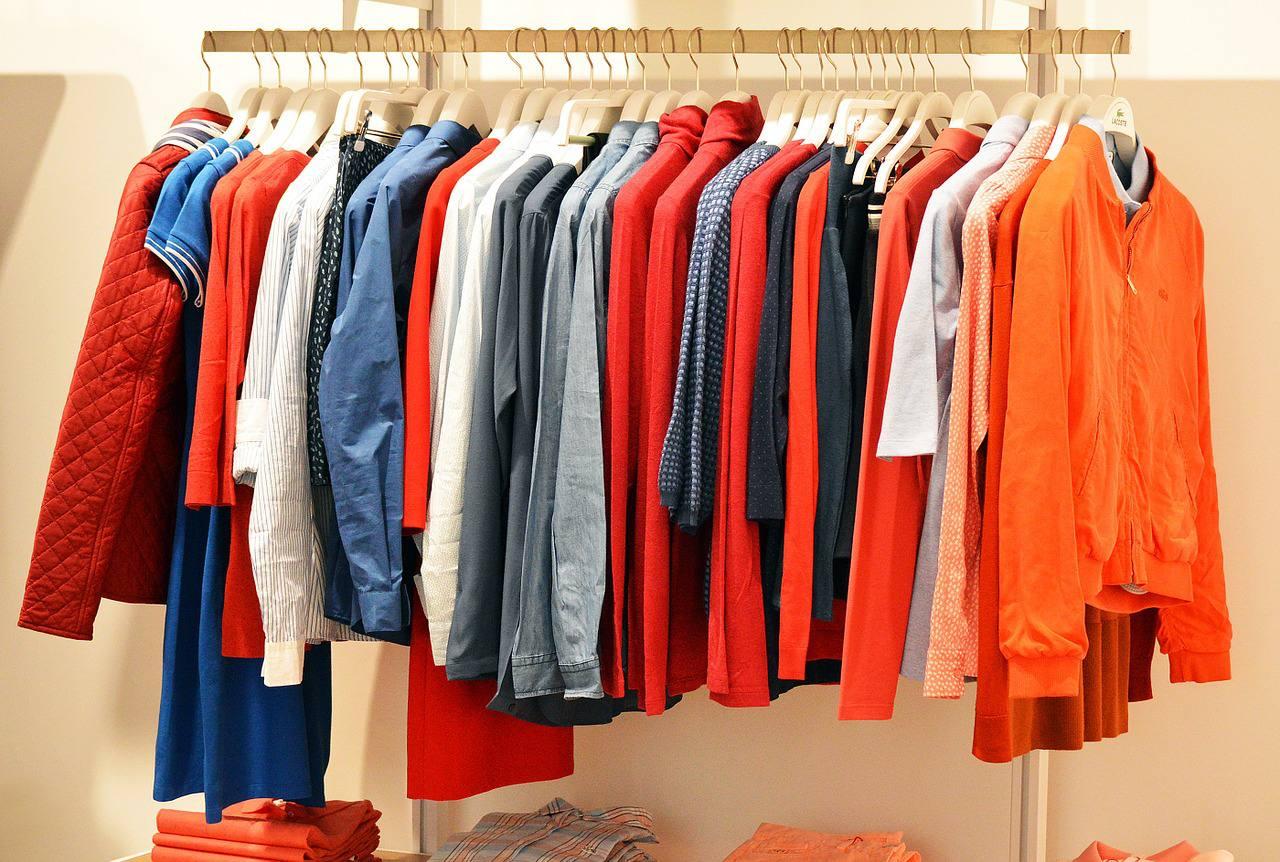 Punkty wydawania odzieży używanej