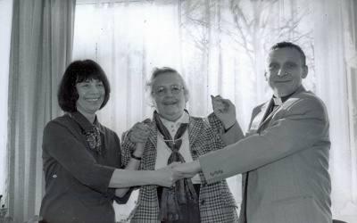 Zmarła dr Rita Scheller
