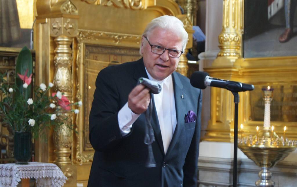 Rozmowa z ks. Klausem-Dieterem Kottnikiem