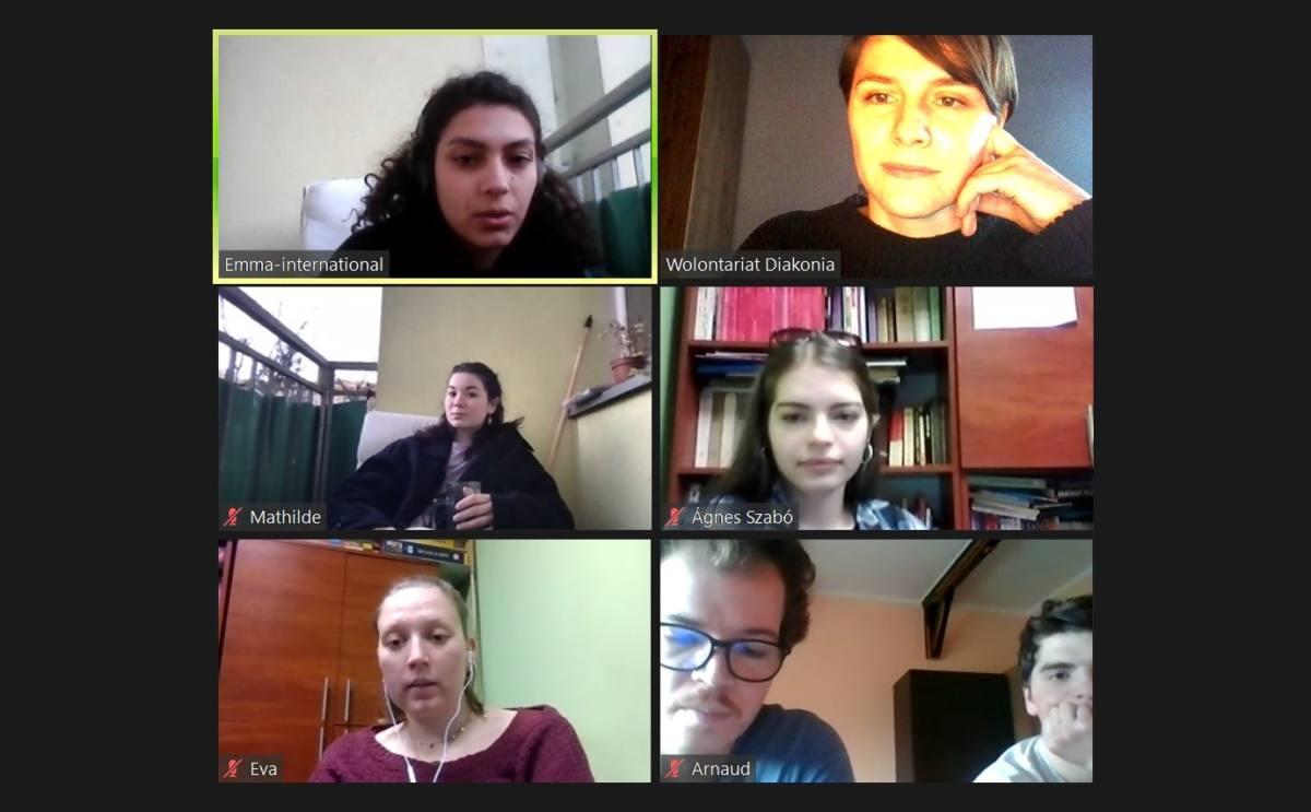Seminarium wolontariuszy zagranicznych